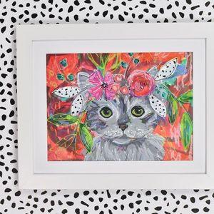 Happy Pet Portraits - Daisy Faith Art Demo