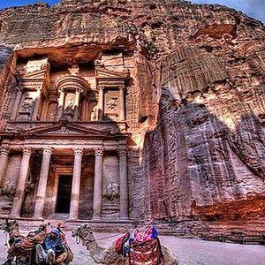 A Virtual tour At Petra citt perduta