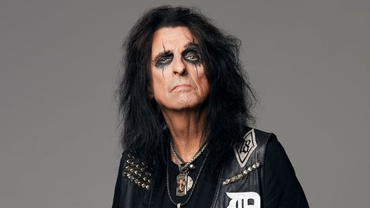 Alice Cooper with special guest Ace Frehley, 10 October   Event in West Palm Beach   AllEvents.in