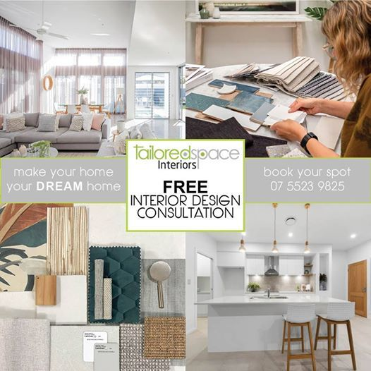 Free Consultations At Tailored Space Interiors Tweed Heads