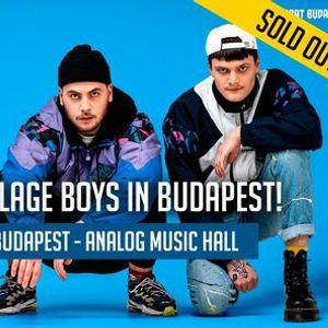 Russian Village Boys in Budapest