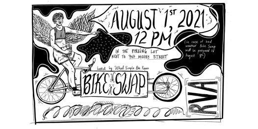 2021 RVA bike swap & cookout, 1 August   Event in Richmond   AllEvents.in