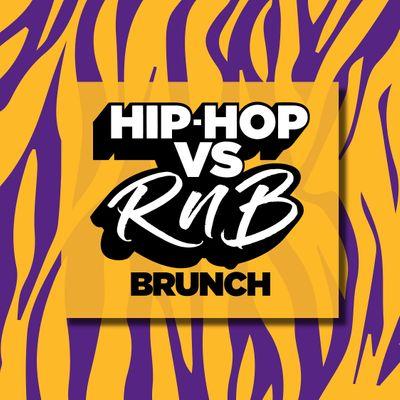 Hip-Hop vs RnB Brunch