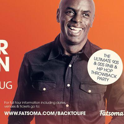 Trevor Nelson Returns to Manchester