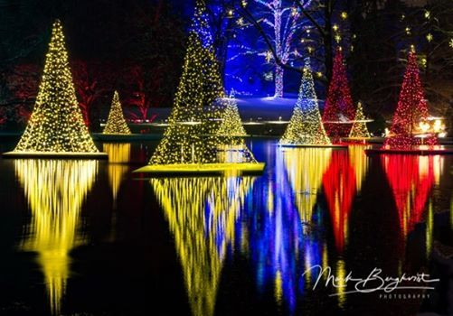 Longwood Gardens Christmas.Wow Christmas At Longwood Gardens West Chester