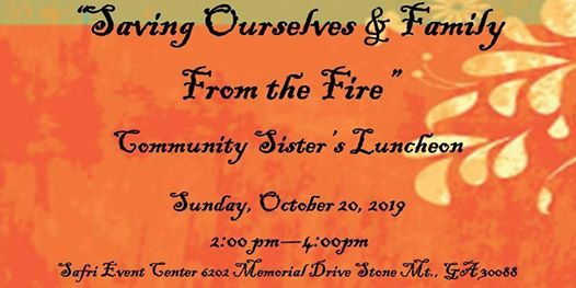 Community Sisters Luncheon