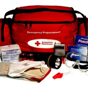Disaster Emergency and First Aid kit Preparedness