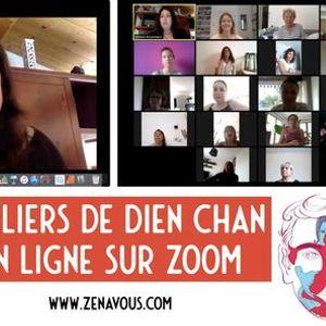 Atelier Zoom - Les Jambes Lgres