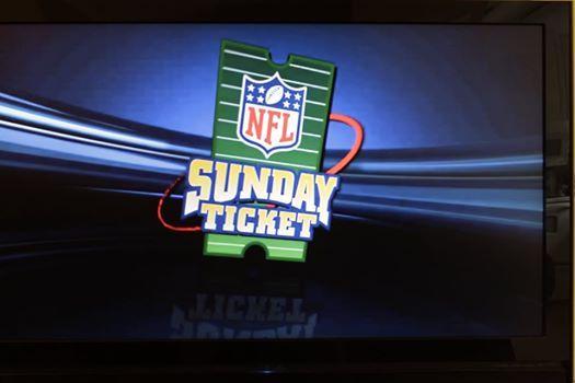Nfl Sunday Ticket Week 3 Games At Bridges Scoreboard