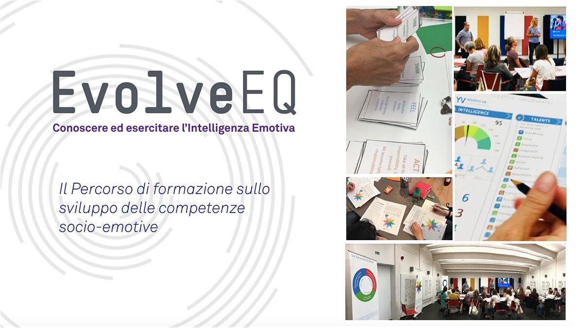 Allena lIntelligenza Emotiva - EVOLVE EQ Week end