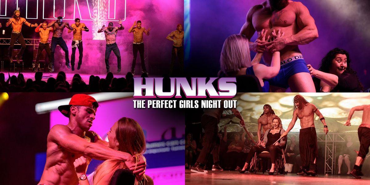 HUNKS The Show at La Pachanga Nightclub (Chattanooga TN)