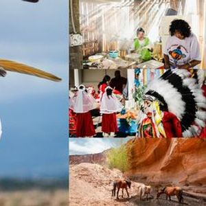 Through the Lens Native American Tribes of the Southwest