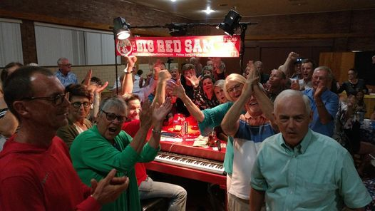 !!PRIVATE EVENT!! 9/28/2021 The Big Red Sam Show by Fun Pianos dueling pianos - Omaha, NE, 28 September   AllEvents.in