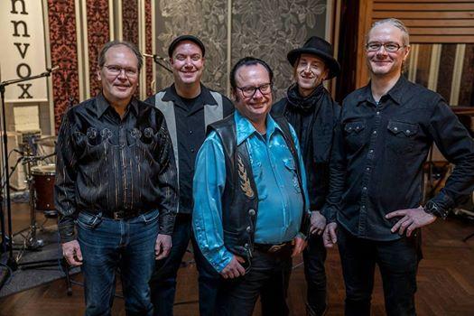 Elvis Presley Festival - Shamrock Vantaa & Rocket Rollers Band