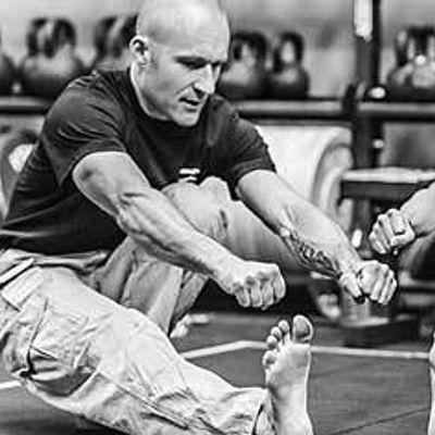 Bodyweight 101 The Naked Warrior WorkshopNapoli Italy