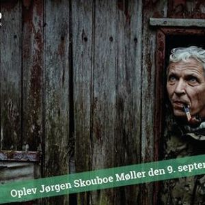 Nak & d - Foredrag med Jrgen Skouboe Mller - Skanderborg