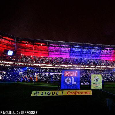 Olympique Lyonnais v AS Monaco - VIP Hospitality Tickets