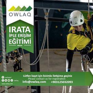 24 - 28 Mays 2021 OWLAQ IRATA ple Eriim Eitimi (ANKARA)