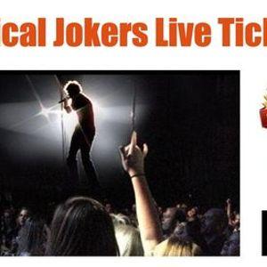 Impractical Jokers Live Tickets Minneapolis MN Target Center