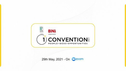 One Degree Convention 2021, 29 May | Online Event | AllEvents.in