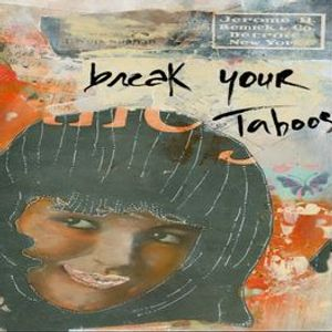 Breaking Taboos Through Mixed Media Collage with Pamela Sue Johnson
