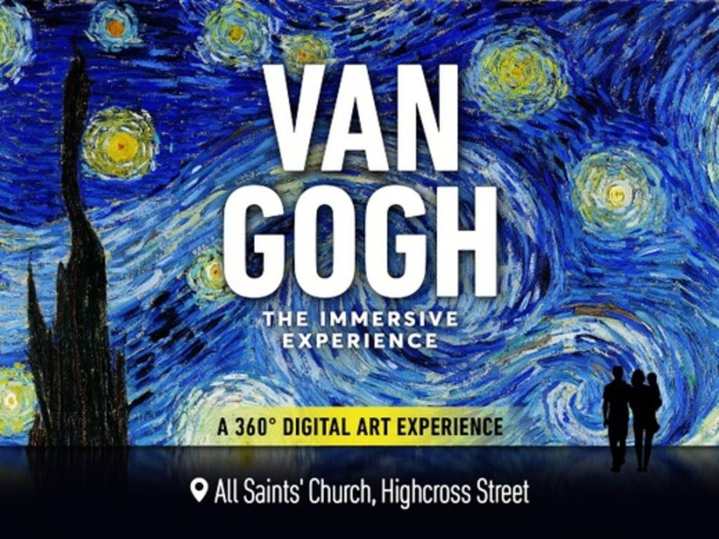 Van Gogh: The Immersive Experience (leicester) | Event in Leicester | AllEvents.in