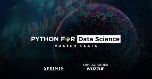 Python for Data Science Master Class