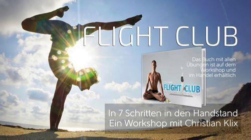 Flight Club - 7 Schritte in den Handstand Workshop - Jena