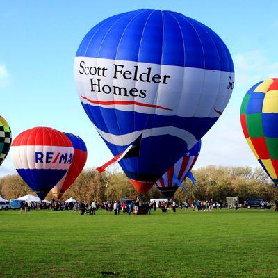 Fredericksburg Balloon Festival and Official Kentucky Derby Party