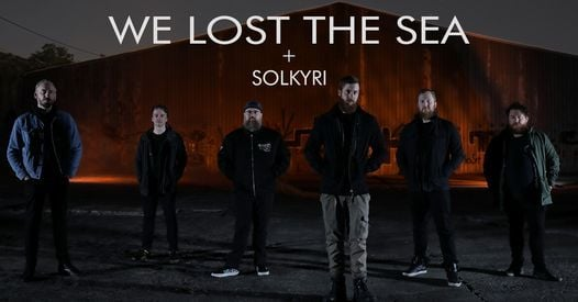 We Lost The Sea + Solkyri // KSET, 24 May | Event in Zagreb | AllEvents.in