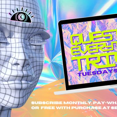 Absolutely Quizzled by QE Trivia  Last Fridays Virtual Pre-Drink Party