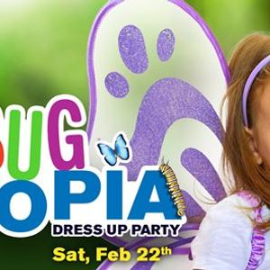 Bug-topia Dress Up Party