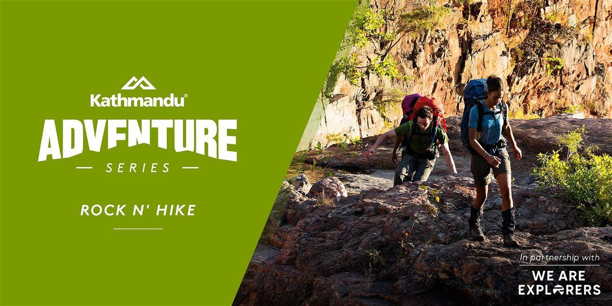 Adventure Series Rock n Hike  MELB
