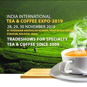 India International Tea & Coffee Expo 2019