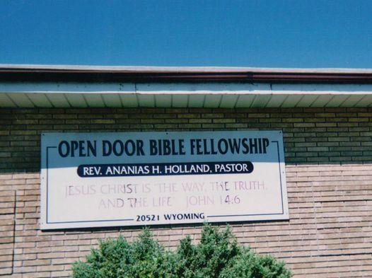 Sunday, September 26, 2021, Worship Service 11:00 AM Sermon Series: Sermons For Tough Times   Event in Hazel Park