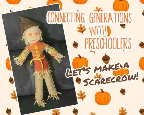 Connecting Generations with Preschoolers, 7 October | Event in Wilmington | AllEvents.in
