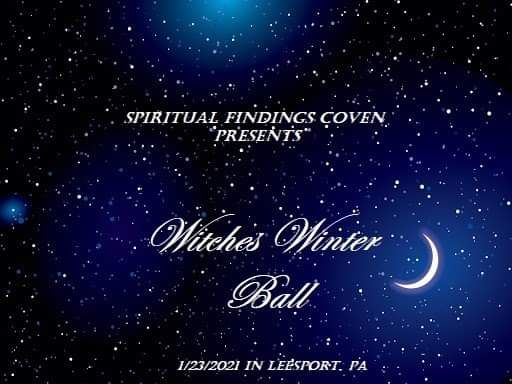 Witches' Winter Ball - Spiritual Findings Coven | Event in Leesport | AllEvents.in