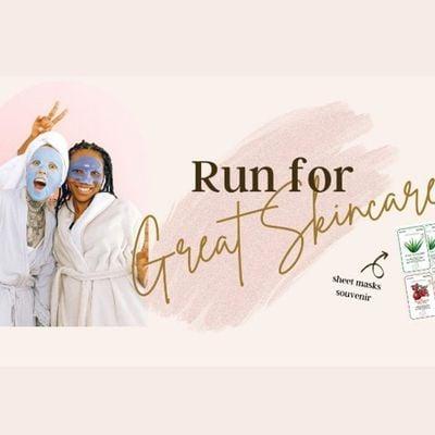 Run for Great Skin Care Run