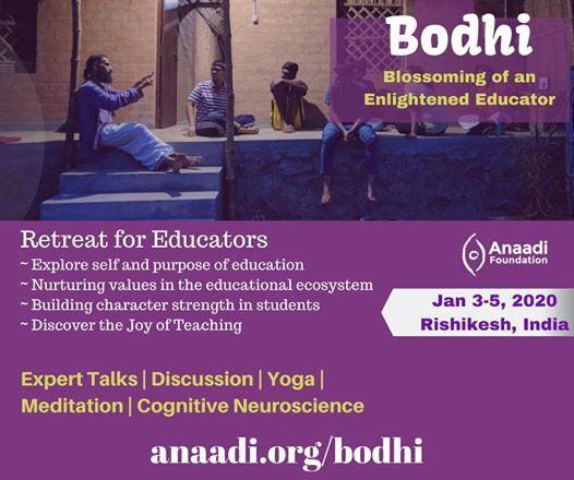 Bodhi Retreat for Educators