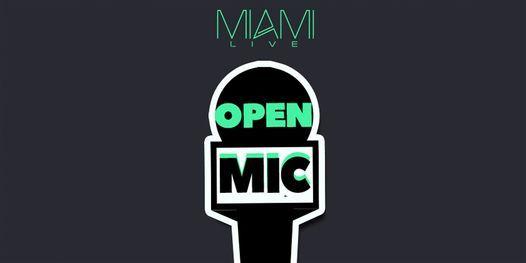 Miami LIVE Open Mic 12/5/20 - DJ Killa K, 5 December | Event in Miami Beach | AllEvents.in
