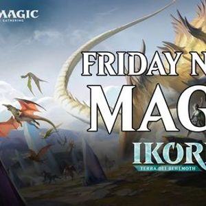 FNM - Friday Night Magic - Revised Edition D