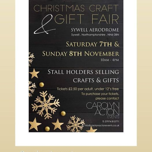 Christmas Gift And Craft Fair, 5 December | Event in Northampton | AllEvents.in