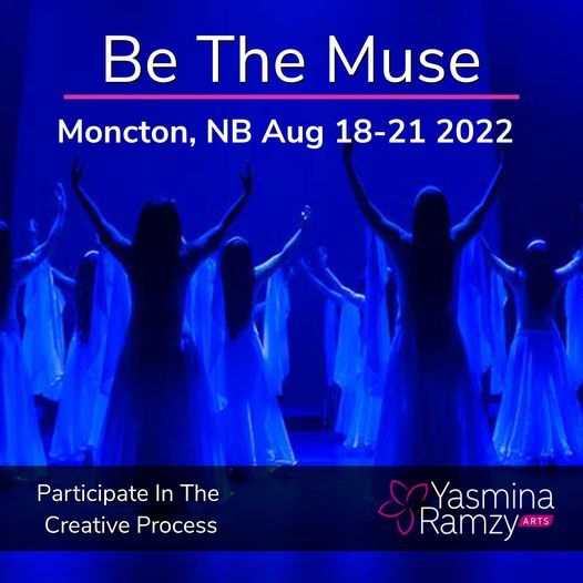 Be The Muse, Moncton NB **New Dates in August 2022**, 18 August | Event in Moncton | AllEvents.in