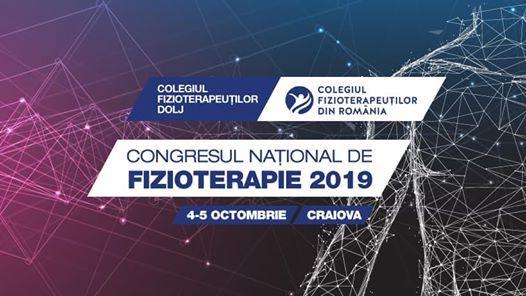 Congresul National de Fizioterapie 2019