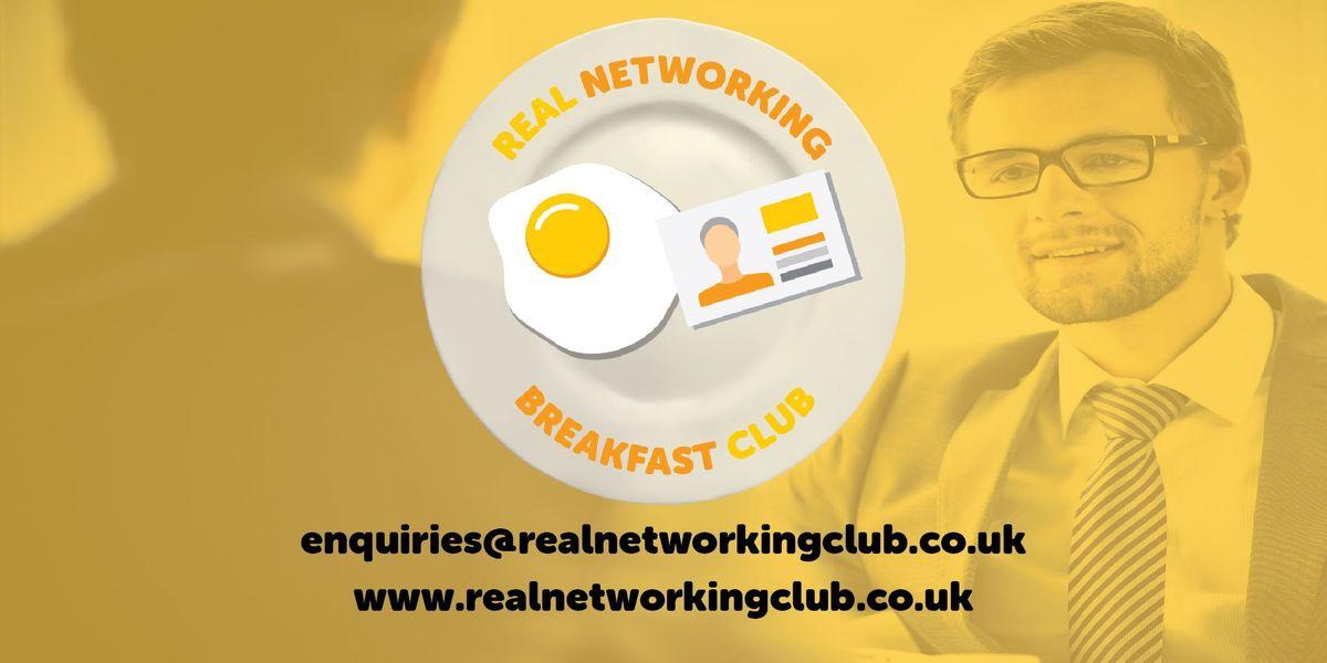REAL Networking BREAKFAST Club