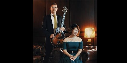 Mariah Hortans  M Sandberg Duo - Christmas Jazz