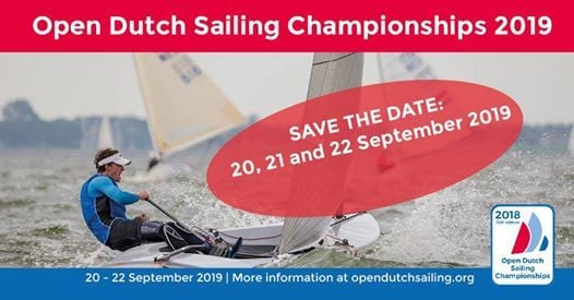 Odsc19 - Open Dutch Sailing Championships 2019
