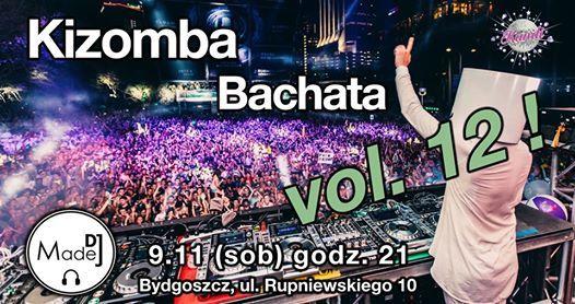 XII Sensual Party w Kandi  9.11 (sob)  DJ Madej