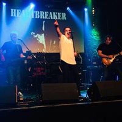 Heartbreaker North East tribute band
