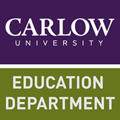 Education at Carlow University